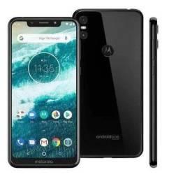 Smartphone Motorola Moto One 64gb 4gb 5.9 Moto One Vitrine<br><br>