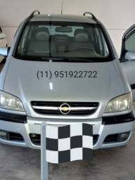 Zafira Elite Automática 2008 - Flex e GNV