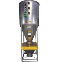Misturador Vertical Para Plásticos 1900 Litros