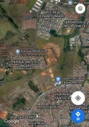 Terreno Bella Ville Hortolândia Registrado