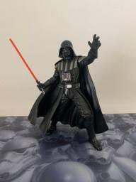 Action figure Star Wars (leia descrição)