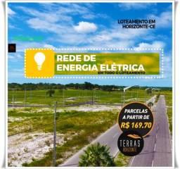 Loteamentos dentro da cidade de Horizonte