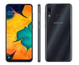 Galaxy A30 64GB Azul marinho
