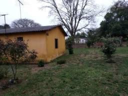 Velleda of. sitio 1,2 ha,casa alv. campo, açude, Troca casa em águas claras