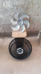 Hélice e grade de ventilador Arno VF40