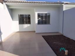 Casa com 2 dormitórios à venda, 53 m² por R$ 185.000 - Bairro 4 Estações em Cascavel/PR
