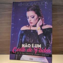 Livro Kim Rosacuca