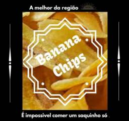 Banana Chips no Atacado