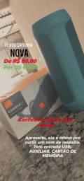 """Caixinha de Som Charge2+ """"Novo"""""""