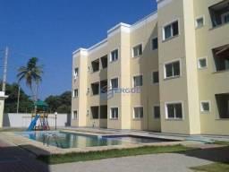 Apartamento à venda, 65 m² por R$ 180.000,00 - Centro - Eusébio/CE