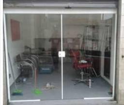 Portas de vidro pra loja
