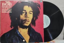 Disco Bob Marley onde the wailers