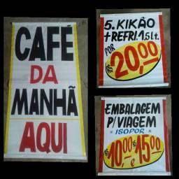 Pinturas de Banners *)