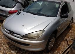 Sucata Peugeot 206 1.0 16v