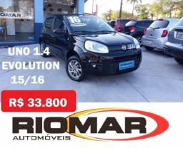 FIAT UNO 1.4 EVO EVOLUTION 8V