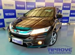 Honda city 2016 1.5 ex 16v flex 4p automÁtico