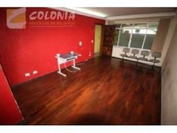 Casa à venda com 3 dormitórios em Jardim, Santo andré cod:28688