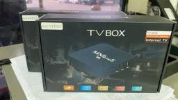 Tv Box Mxq Pro 4K 4Gb 32gb pronta entrega