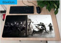 Mousepad Gamer 60x40 Rainbow Six