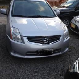 Nissan/sentra 2.0 automatic/2012 único dono vd/troco/financio