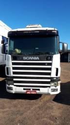 Scania 124 G360 e caçamba noma fênix comprar usado  São Carlos do Ivaí