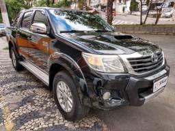 Hilux SRV 2012/2012 / R$ 109.900,