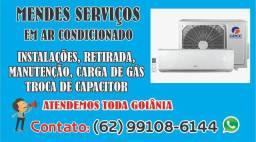 Atendimento em toda Goiânia com melhores preços, qualidade e garantia
