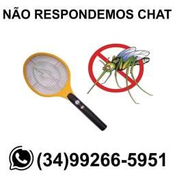 Raquete Mata Mosquito Recarregável * Entrega R$ 10 * Chame no Whats