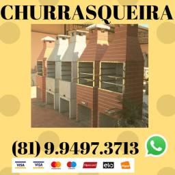Churrasqueira Pre Moldada , Churrasqueira Pre Moldada ,45734876