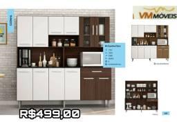 Armário de cozinha  KIT Clara