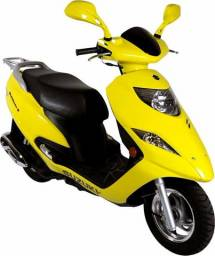 Compro Scooter Suzuki Burgman ( i ) Injetada Amarela ( Leia o Anúncio )