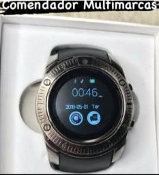 Smartwatch KY003 (pega chip e cartão de memória)