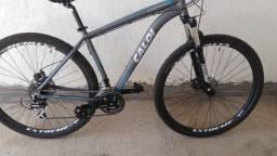 Bicicleta Caloi Atacama 24V Freio a Disco Toda Shimano- Preço de Ocasião