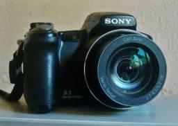 Câmera Sony H-50 Leia o anúncio
