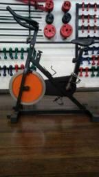 Bicicleta de spinning profissional