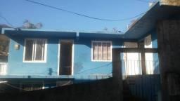 Vendo terreno com 5 kitinetes no Morro do Horácio (Agronômica)