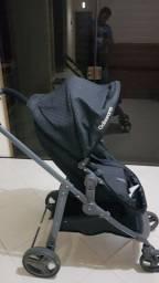 Carrinho de bebê mais acessórios