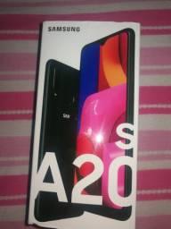 Celular A20S