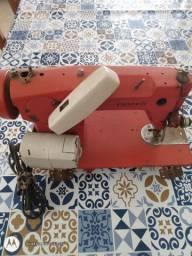Máquina de costura antiguidade marca vigarelli