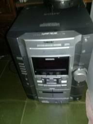 Cabeça de som Sony ligando não sai som.   200      *