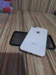 Vendo Ou Troco IPhone 8 Plus 64 Gb!