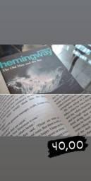 Livro inglês leitura - intermediário/avançado