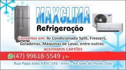 Refrigeração MaxClima