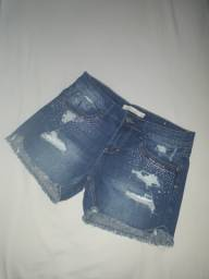Bermuda jeans tam 40
