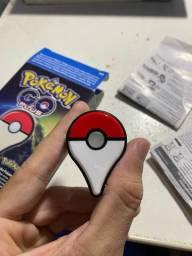 Pokemon Go Plus funcionando perfeitamente, acompanha a caixa e todos os manuais