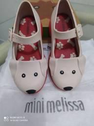 Mini Melissa original tamanho 25