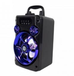 Novo- Caixa de som Bluetooth 50w