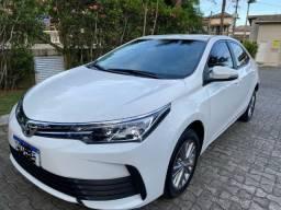 Corolla 2019 1.8 GLI Upper Automático e Bancos em Couro