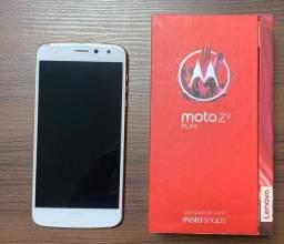 Moto Z 2 Play 64 GB em ótimo estado - parcela 10 x cartão