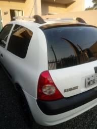 Vendo Clio hatch completo impecável